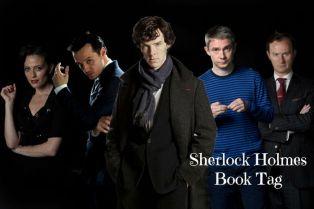 Sherlock Holmes Book Tag