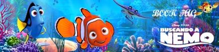 Book Tag Buscando a Nemo